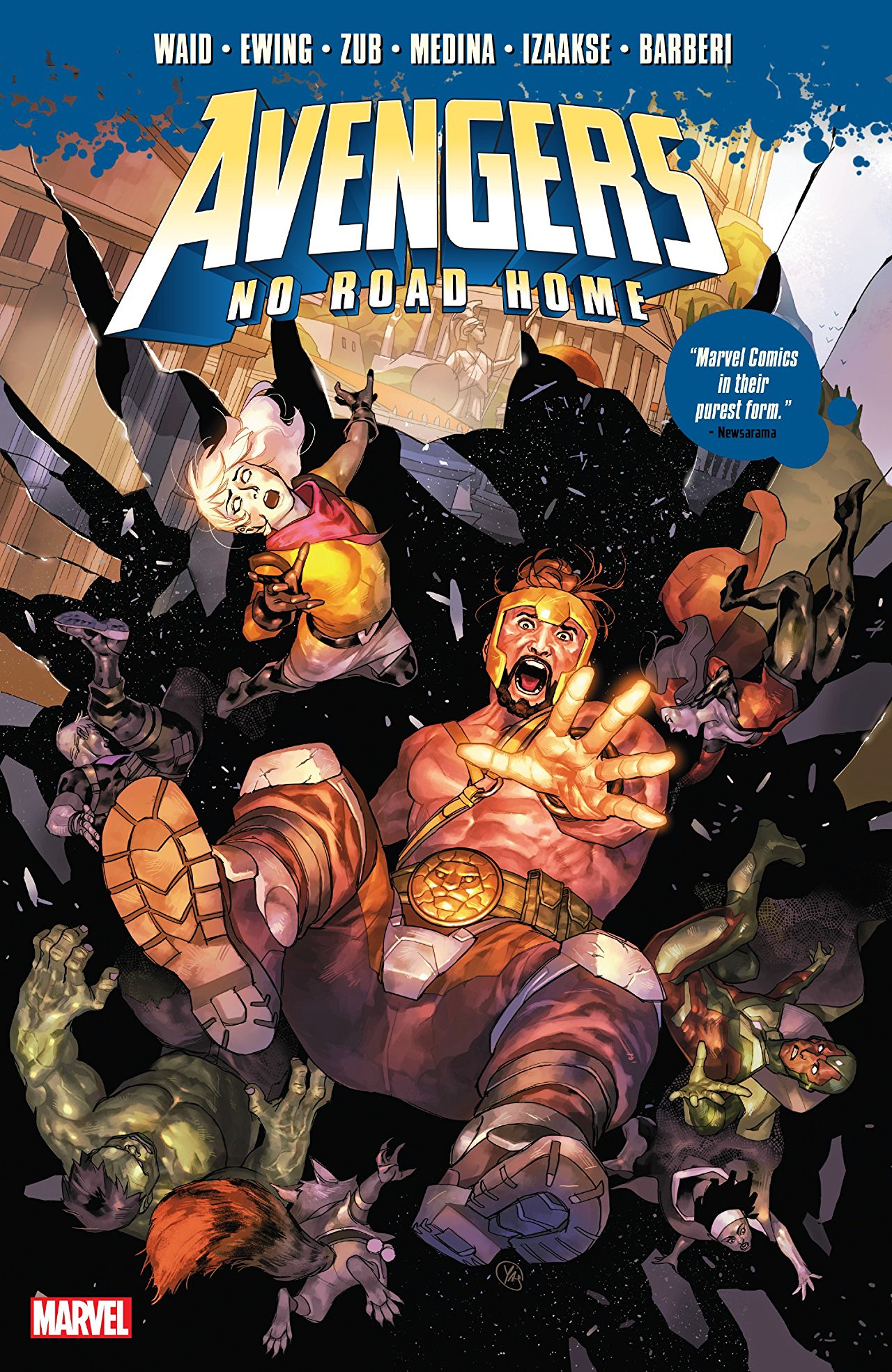 Avengers: No Road Home TPB Vol 1 1