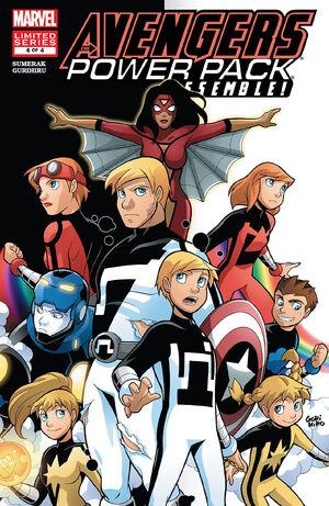 Avengers and Power Pack Assemble! Vol 1 4.jpg