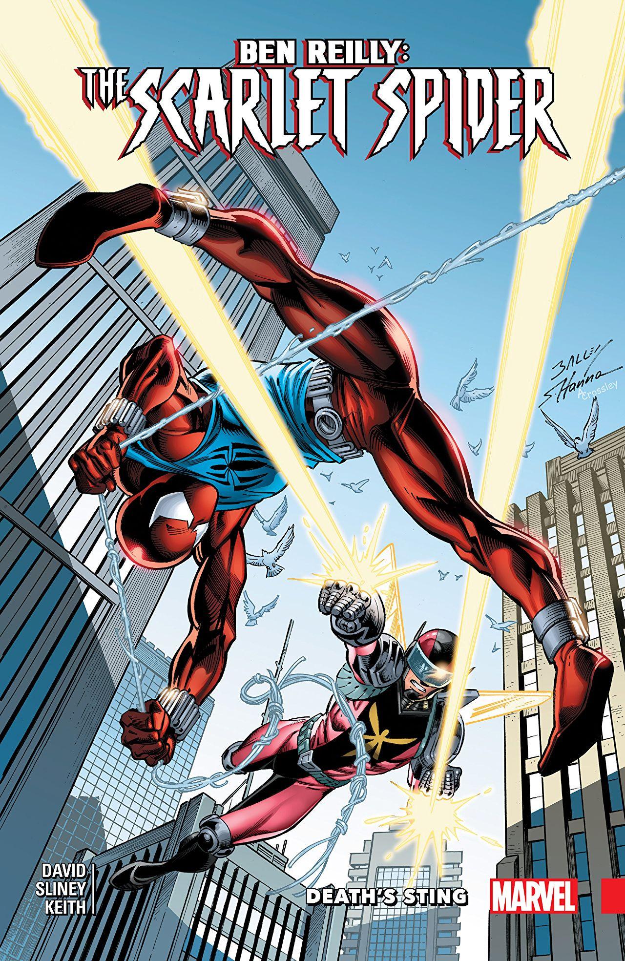 Ben Reilly: Scarlet Spider TPB Vol 1 2: Death's Sting