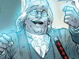 Benjamin Franklin (Earth-616)