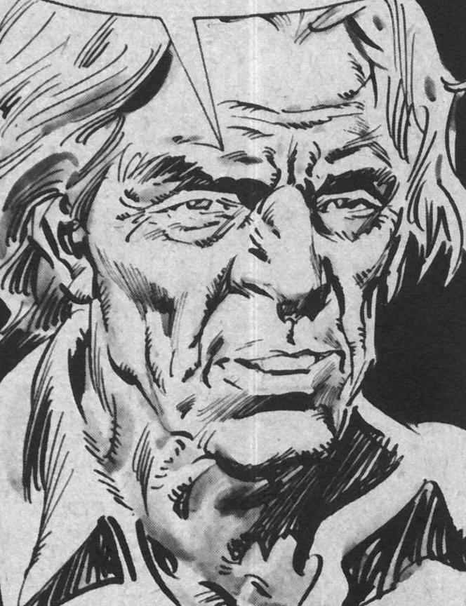Bernard Kloss (Earth-616)