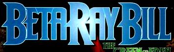 Beta Ray Bill: Godhunter TPB Vol 1