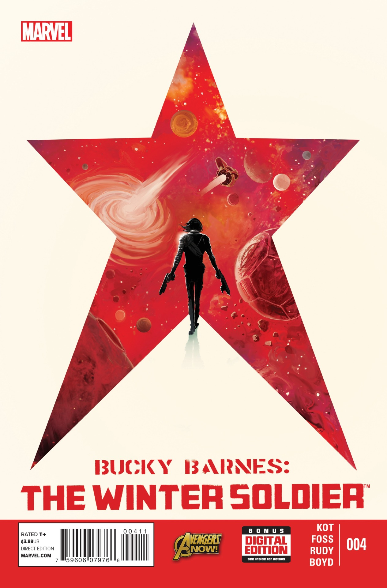 Bucky Barnes: The Winter Soldier Vol 1 4
