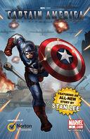Captain America Evil Lurks Everywhere Vol 1 1