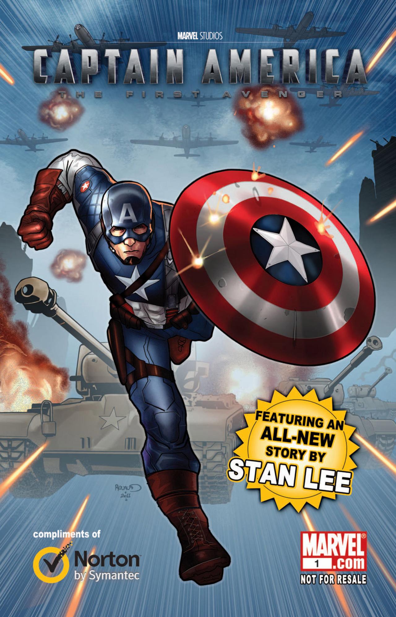 Captain America: Evil Lurks Everywhere Vol 1 1
