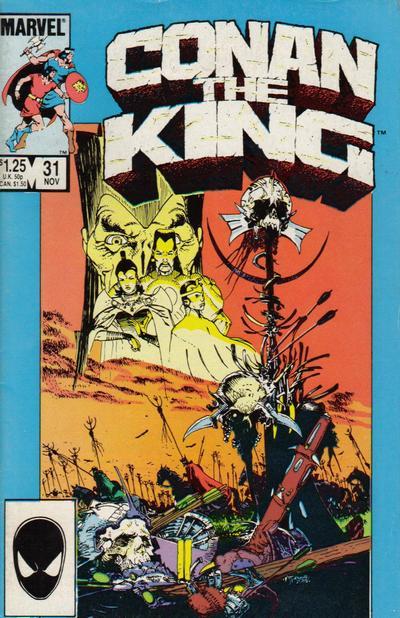 Conan the King Vol 1 31