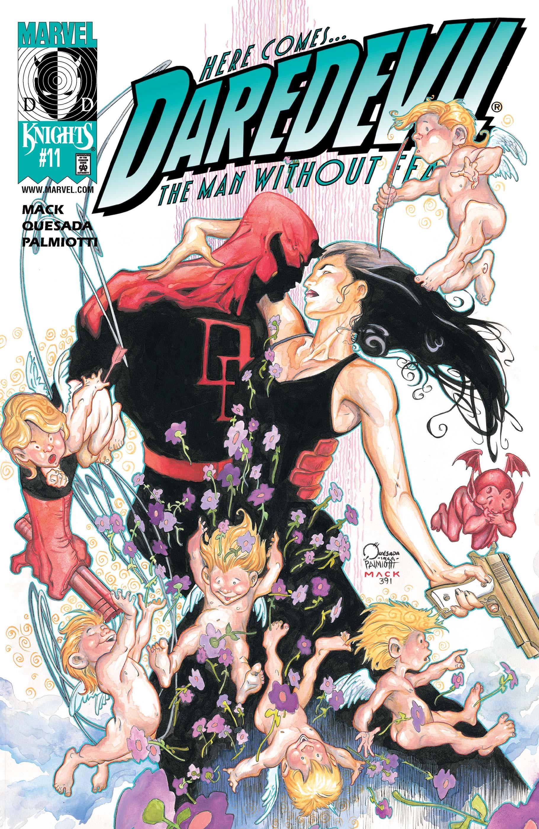 Daredevil Vol 2 11
