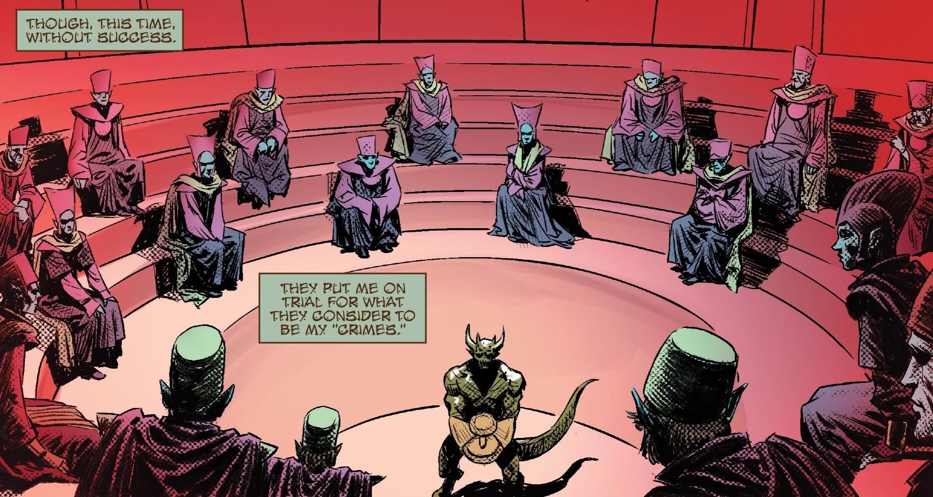 Dartayus Parliament (Earth-616)