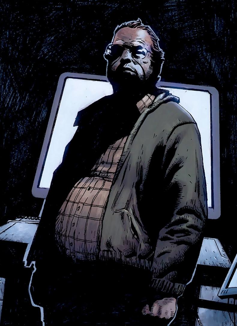 David Lieberman (Earth-616)
