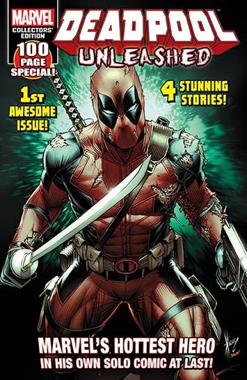 Deadpool Unleashed Vol 1