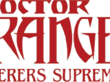 Doctor Strange and the Sorcerers Supreme Vol 1