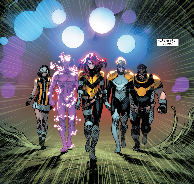 Five (Earth-616)