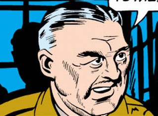 Ford Sanders (Earth-616)
