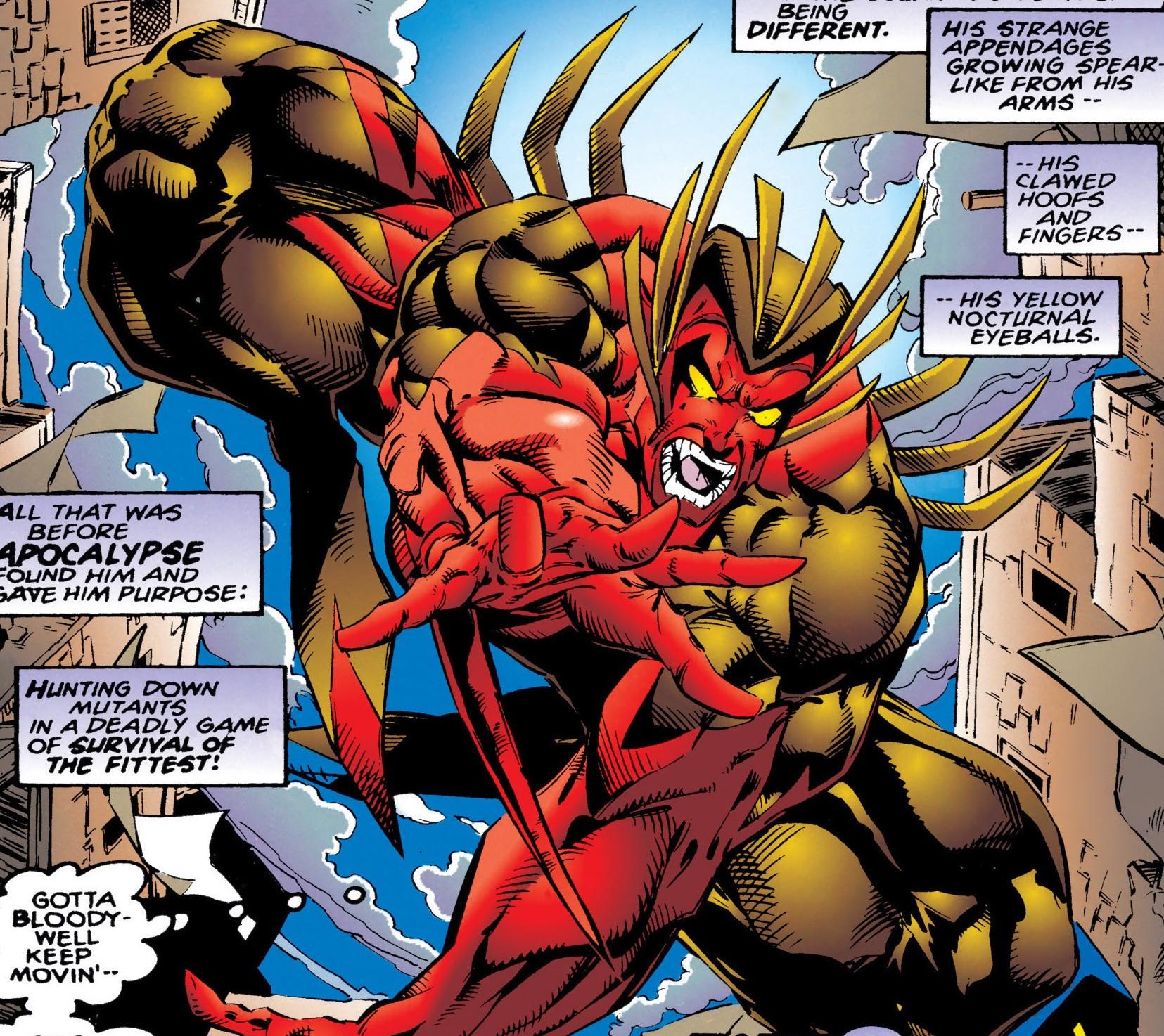 Foxbat (Earth-616)