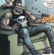 Frank Castle (Earth-Unknown) from Punisher Painkiller Jane Vol 1 1 001