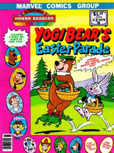 Funtastic World of Hanna-Barbera Vol 1 2