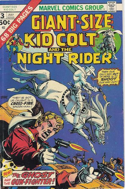 Giant-Size Kid Colt Vol 1 3