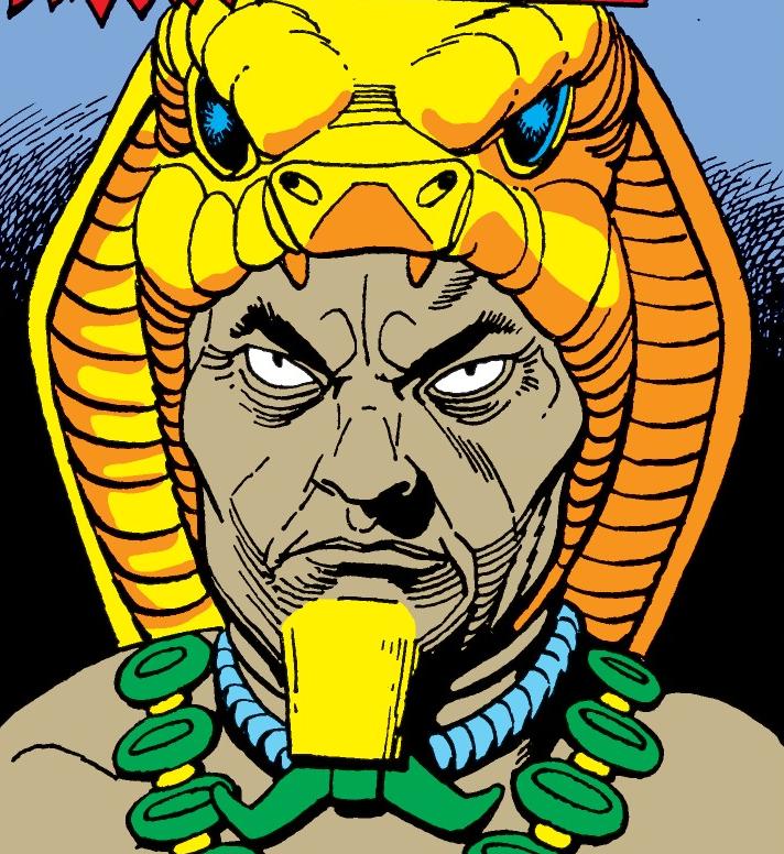 Gothan (Earth-616)