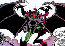 Green Goblin (Counter-Earth) (Earth-TRN583)