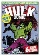 Hulk Comic (UK) Vol 1 11