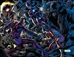 Intelligencia (Earth-61112), Super-Apes (Earth-61112), and Jessica Drew (Earth-61112) from Avengers Vol 4 12.1 0002.jpg