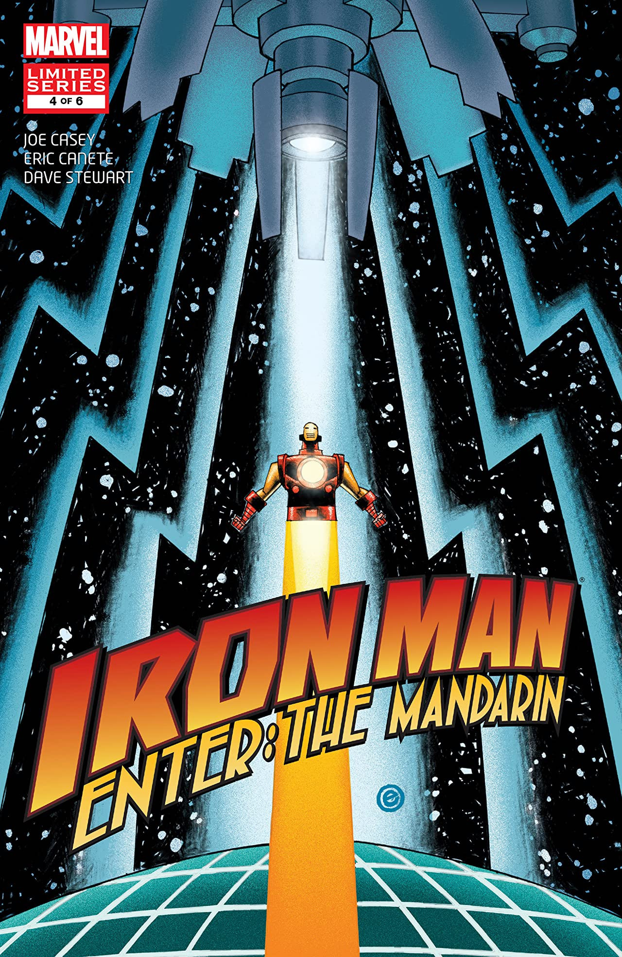 Iron Man: Enter the Mandarin Vol 1 4