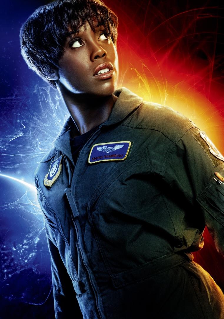 Maria Rambeau (Earth-199999) from Captain Marvel (film) Poster.jpg