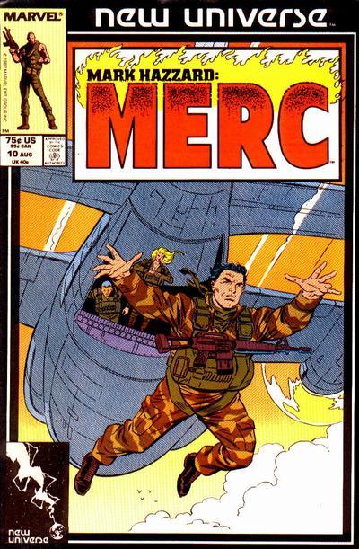 Mark Hazzard: Merc Vol 1 10