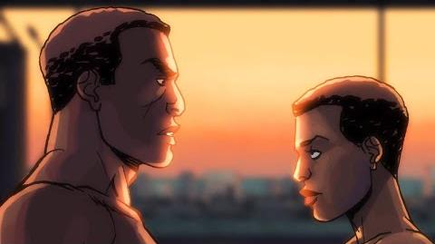 Black Panther (Motion Comic) Season 1 2
