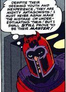 Max Eisenhardt (Earth-616) from X-Men Vol 1 1 0011
