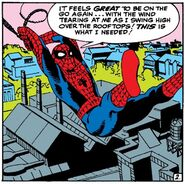 Peter Parker (Earth-616) from Amazing Spider-Man Vol 1 11 0001