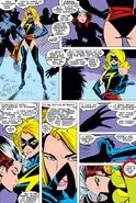 Rogue (Anna Marie) (Earth-616) and Carol Danvers (Earth-616) from Uncanny X-Men Vol 1 236 001