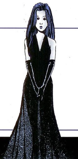 Sister Nil (Earth-616) from Official Handbook of the Marvel Universe Mystic Arcana The Book of Marvel Magic Vol 1 1 001.jpg