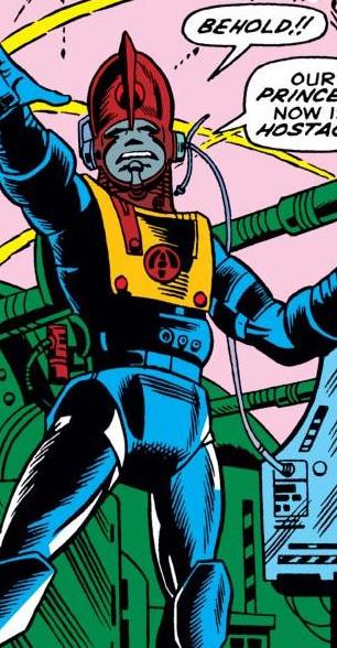 Slee (Earth-616)