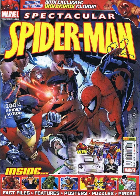 Spectacular Spider-Man (UK) Vol 1 135