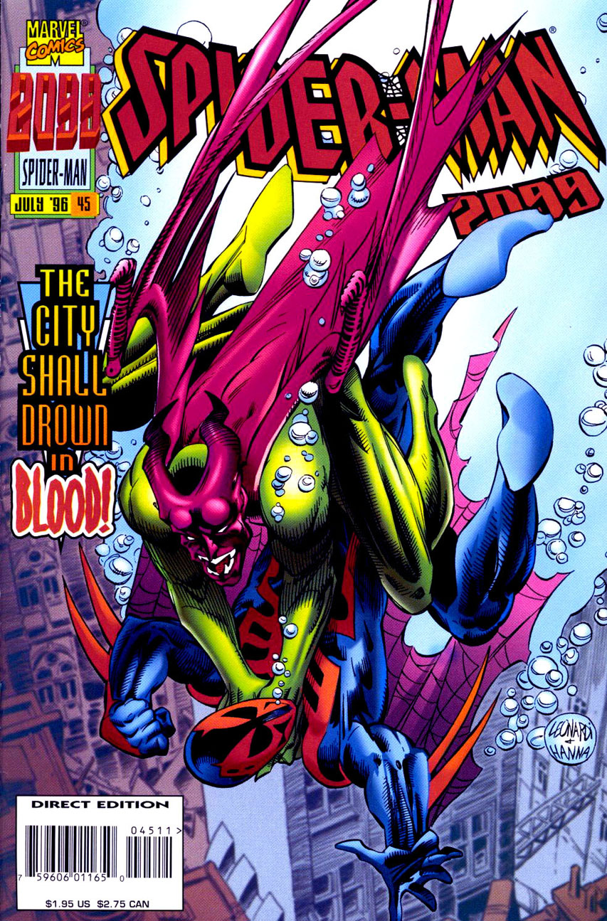 Spider-Man 2099 Vol 1 45