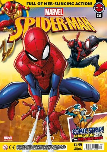 Spider-Man Magazine (UK) Vol 1 356