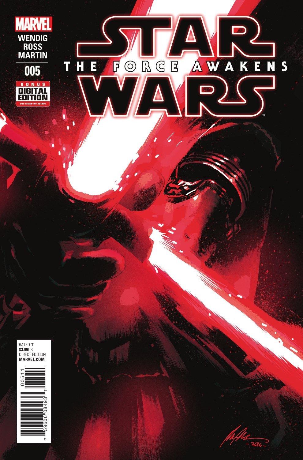 Star Wars: The Force Awakens Adaptation Vol 1 5