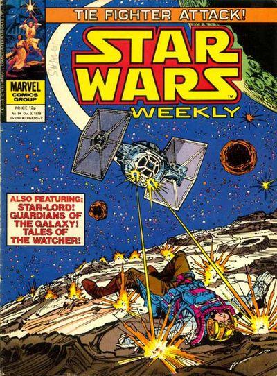 Star Wars Weekly (UK) Vol 1 84