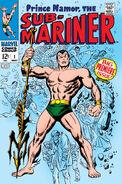 Sub-Mariner Vol 1 1