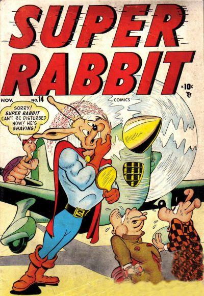 Super Rabbit Comics Vol 1 14