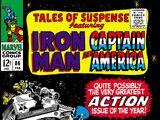Tales of Suspense Vol 1 86