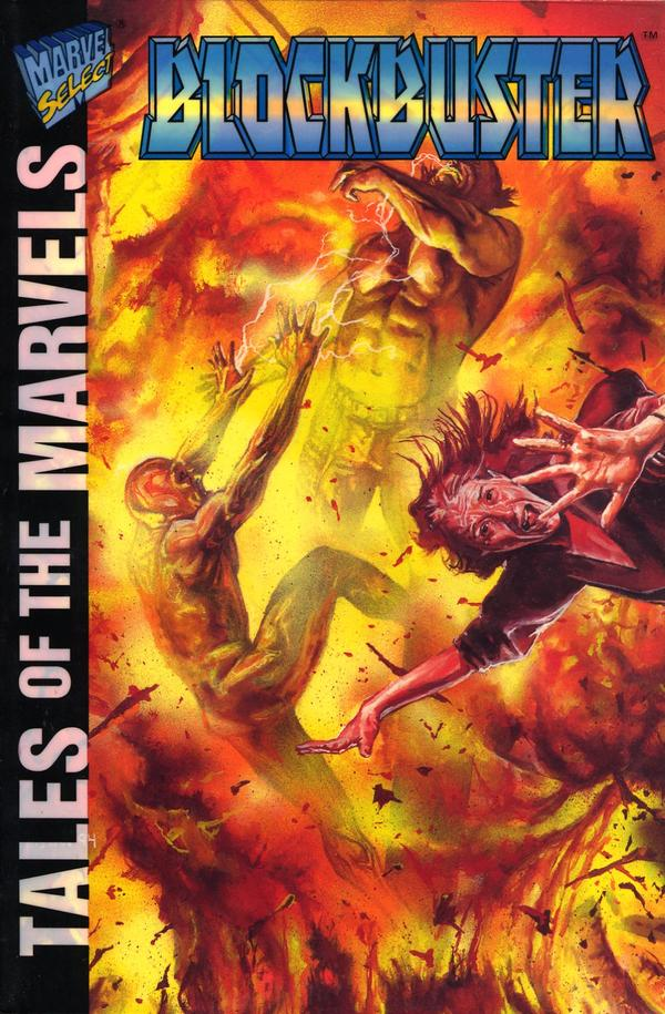 Tales of the Marvels: Blockbuster Vol 1 1