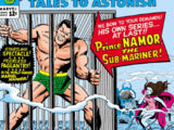 Marvel Masterworks: The Sub-Mariner Vol 1 1