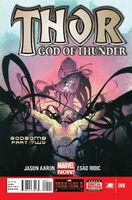 Thor God of Thunder Vol 1 8