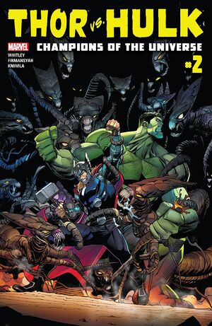 Thor vs. Hulk Champions of the Universe Vol 1 2.jpg