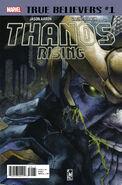 True Believers Thanos Rising Vol 1 1