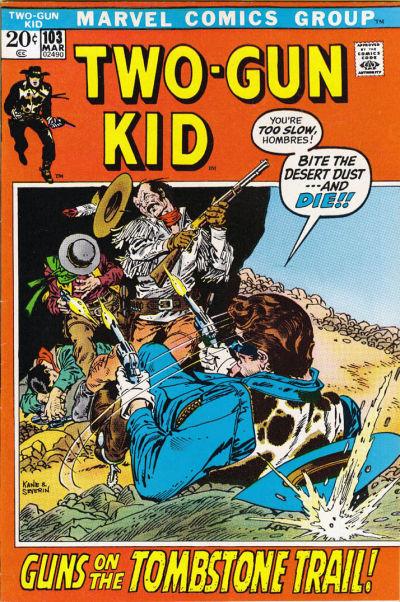 Two-Gun Kid Vol 1 103
