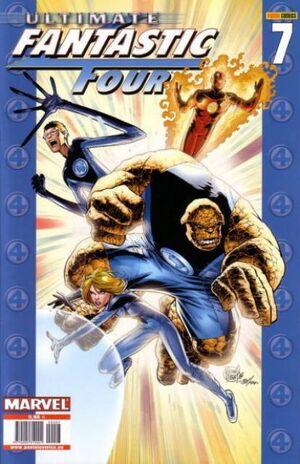 Ultimate Fantastic Four (ES) Vol 1 7.jpg