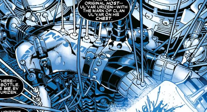 Urizen Ul'var (Earth-616)